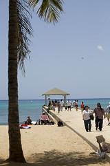 Pier in Waikiki beach (AndrewEick) Tags: hawaii waikikibeach aedcweb
