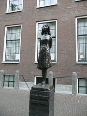 Anne Frank (Jordaan, North Holland, Netherlands) Photo