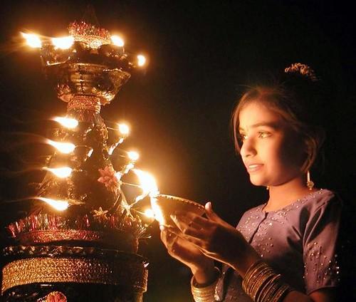 Fiesta de la Luz, Diwali