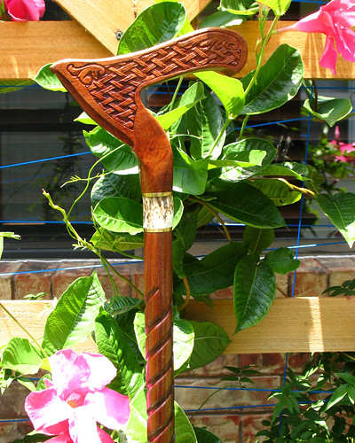 basketweave cane