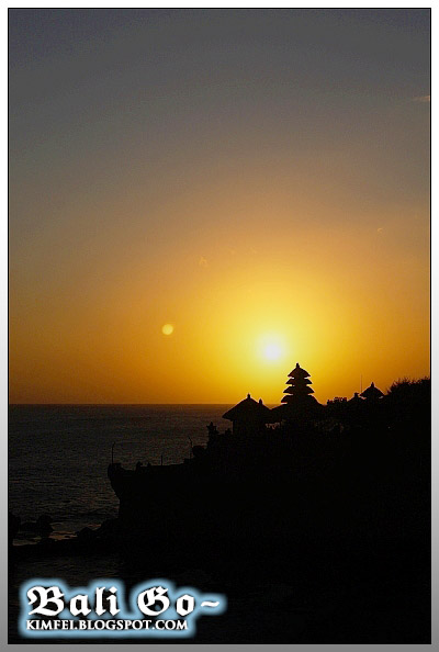37-Tanah Lot Sunset