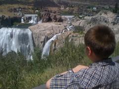 1.0 overlook (Trevor Dodge) Tags: idaho snakeriver shoshonefalls