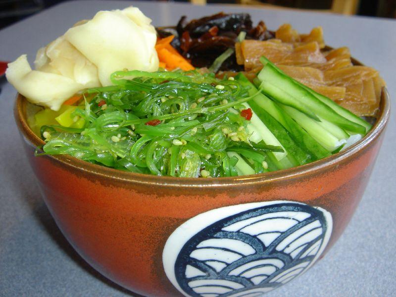 Vegetarian Chirashi