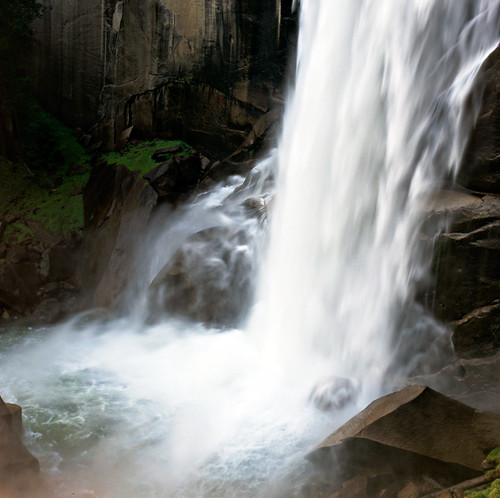 Photo of the Day: Vernal Fall Partial View by Kit Ng