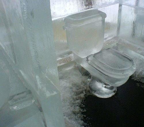 ice toilet