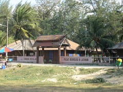 Taman Rehlah, Pantai Bisikan Bayu (Pasir Puteh, Kelantan, Malaysia.) Tags: asia malaysia kelantan pasirputeh tokbali visitkelantan majlisdaerahpasirputeh mohdasrol