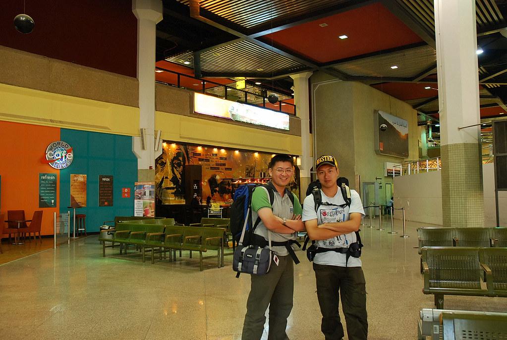 مطار الملكة علياء الدولي Queen Alia International Airport 安曼機場