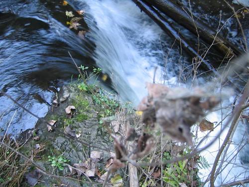 The small falls