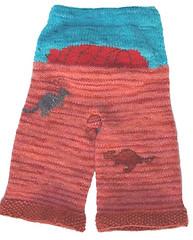 Uluru Kangaroo Back (Quinka) Tags: bum baa handknits