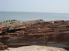 IMGP0201 (paulsyak) Tags: kayak lewes delawarebay beachplumislandshipwreck