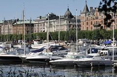 Strandvgen Stockholm (Mas Tok) Tags: summer sweden stockholm sverige sommar 70200mm d300 strandvgen