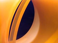 Through the Looking Glass (akahodag) Tags: abstract glass columbia telescope museumofscienceandindustry goldaward supershot bej 25faves colorphotoaward exemplaryshots betterthangood goldstaraward damniwishidtakenthat