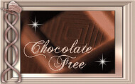 Chocolate Free for a year!