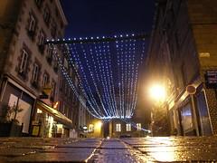 Granville, France ([GW] GrafikWar) Tags: christmas light granville normandy