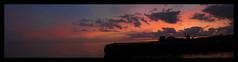 Пирс (citx) Tags: sunset panorama geotagged pier quay shoals панорама закат пирс причал косяки perfectsunsetssunrisesandskys