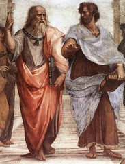 Plato and Aristotle (Image Editor) Tags: raphael plato aristotle schoolofathens italianrenaissance