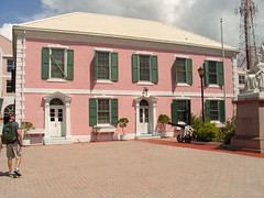 2008 Bahamian Government Buildings, Nassau, Bahamas