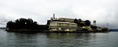 Alcatraz skyline