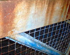 Rusty gate (Claire_Louise_85) Tags: photoshop photography spatial