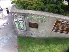 Adam the Alien's New Hat
