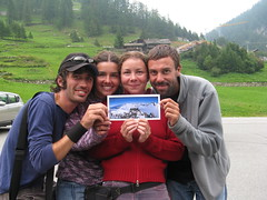 Siamo stati lì...  (foto di Luca Sgarbossa alias Lukas84) (fabrygeo) Tags: mountains alps montagne trekking monterosa alpinismo valledaosta gressoney staffal capannamargherita escursionimo impresememorabili