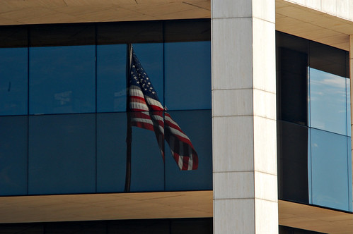 flag reflections