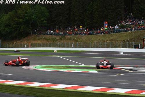 [運動] 2008年F1比利時站:這就是F1的本質 (6)