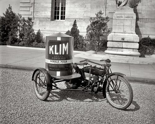 1921 cleveland klim