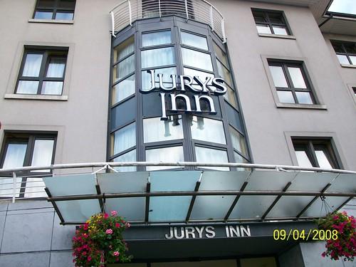 Ireland - Jurys Inn Galway