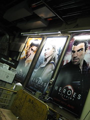 Heroes at Grand Central Station - Metro North Railroad