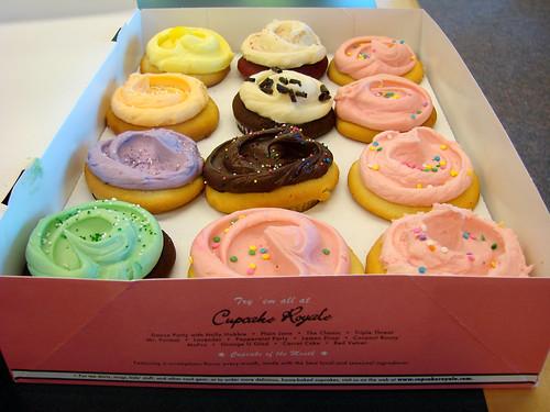 Big Ol' Box o' Cuppycakes