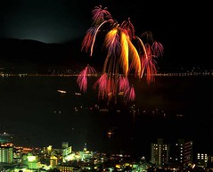 Red Willow With Timed Falling Rain (EpicFireworks) Tags: display bonfire pyro 13g epic pyrotechnics packs epicfireworks