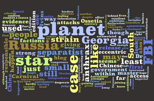 Stochastic Wordle