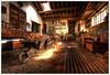 WOOD!.. (jetbluestone) Tags: wood hdr carpentry erddig nationtrust betterthangood