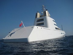 Giga Yacht A pictures