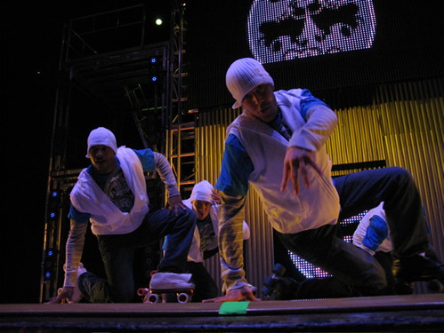 America's Best Dance Crew Tour - Boston - 9/25/08 by Toastiness.