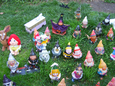 Where's Wally Gnome?