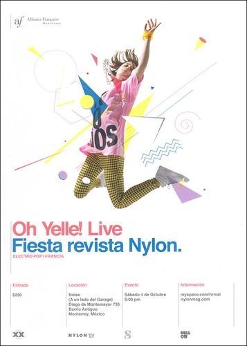 YELLE EN MONTERREY / MX