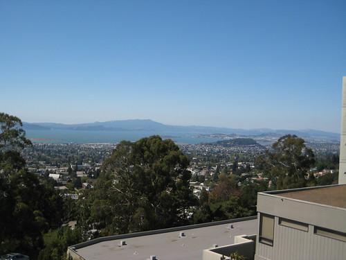 Vistas de la Bay Area desde el LBNL (III)