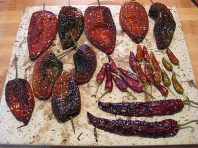 chili drying 2