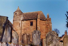 The Lady Chapel of Arbuthnot Church (lapsuskalamari) Tags: uk building church graveyard mystery lady scotland sandstone britain guess picture chapel location medieval aisle guessed ashlar arbuthnott kincardineshire arbuthnot guesswhereuk gwuk guessedbychurchcrawler