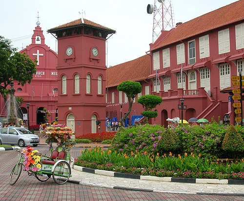 Historical State of Malacca