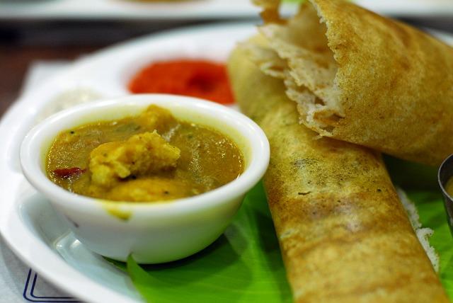[海外]道地的印度美食