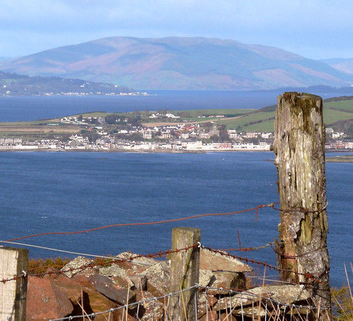 Millport from Goldenberry