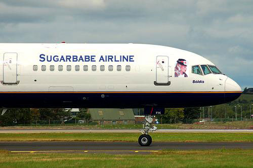 Sugarbabe Airline