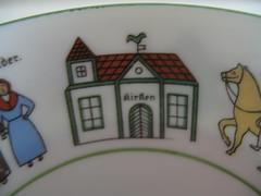 Norwegian Teacup Detail 2