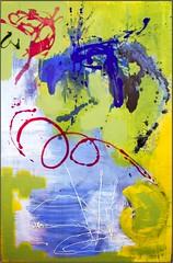 il cigno nero (Irene Papini) Tags: abstract art paint arte painter irene astratto quadri contemporanea papini irenepapini