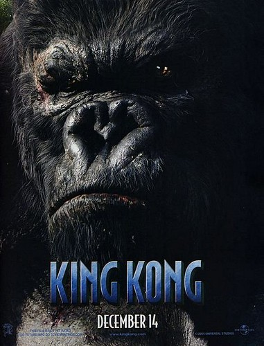 King Kong (2005) - Movie Poster 02