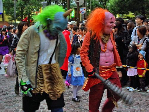 ogres Kawasaki Halloween 2008 32