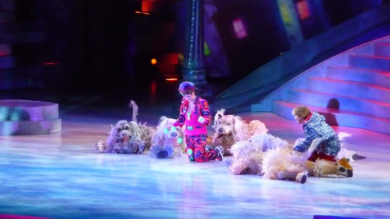Cirque du Soleil's Wintuk at MSG